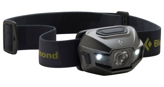 Black Diamond Revolt Headlamp titanium